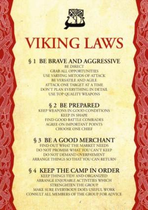 Viking Leadership