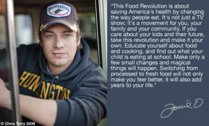 Jamie Oliver 39 s Food Revolution