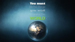 Outer Space World Planets Quotes Earth Typography Digital Art Exailez ...