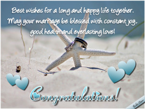 Back > Quotes For > Best Wishes On Your Wedding Day Quotes