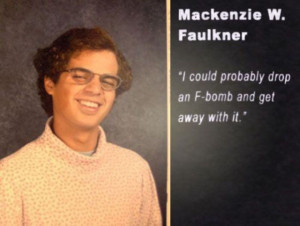 Smart-Ass Yearbook Quotes (32 pics)