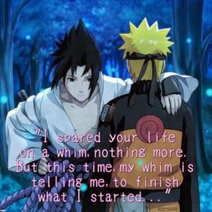 Naruto Shippuden Quotes