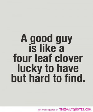 good-guy-four-leaf-clover-lucky-quote-pictures-love-quotes-pictures ...