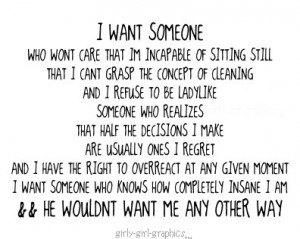 want, i want someone, life, love, love quotes, me too, quote, quotes ...