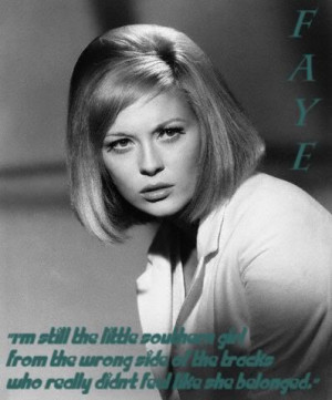 The most obvious replacement: Faye Dunaway