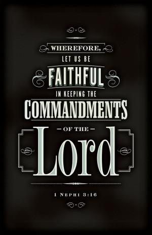 faithful-keeping-commandments