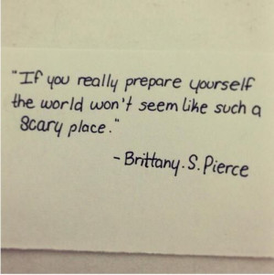 Brittany quote