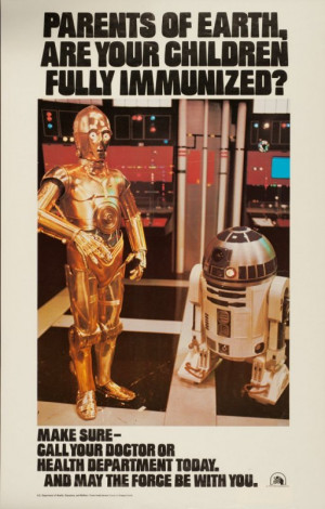 US National Library of Medicine/CDC C-3PO and R2D2 aren't susceptible ...