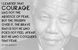 "... Is More Important Than Fear"" – Ambrose Redmoon > Quotes on Fear"