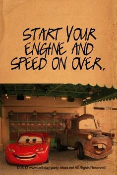 Disney Cars Quotes