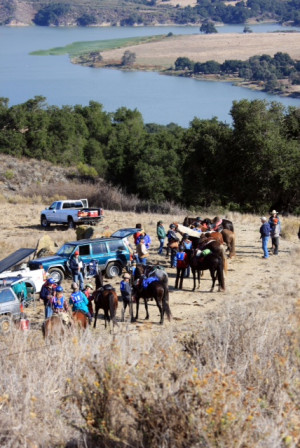 Annual Sage Hill Competitive Trail Ride at Live Oak Campgrounds in ...