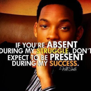 Success quote - will smith- let the haters hate but when your ...