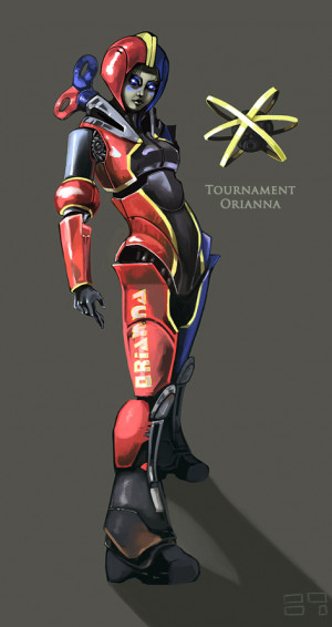 Orianna Gothic League Credited