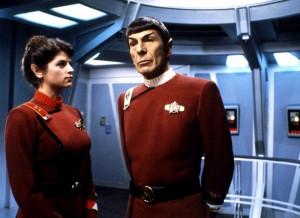 Mr. Spock Stat Trek: The Wrath of Khan
