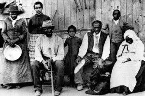 freed thousands of slaves. I could have freed thousands more, if ...