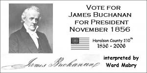 James Buchanan Wife James buchanan