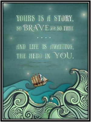 Being Brave Being brave