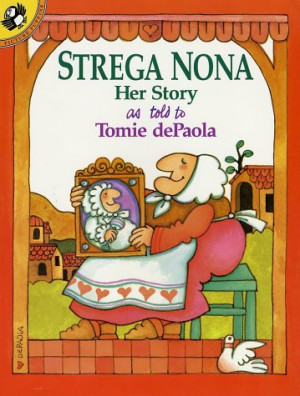 Strega Nona: Her Story by Tomie dePaola. ISBN: 9780399228186.