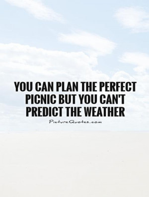 Weather Quotes Plan Quotes