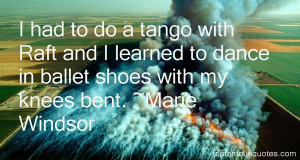 Top Quotes About Tango Dance