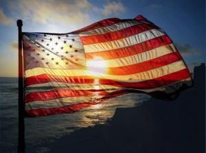 american flag / via Tumblr / We Heart It