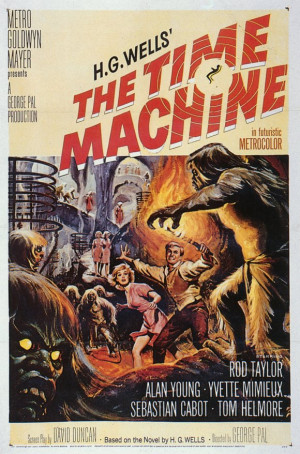 The Time Machine (1960) — Taking you where you want to go