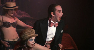 ... 1972 directed by bob fosse joel grey as the master of ceremonies