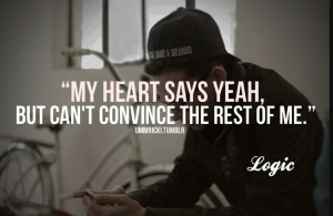 Go Back > Gallery For > Logic Rapper Quotes