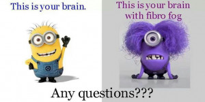 Fibro minion! Love it, and sadly accurate