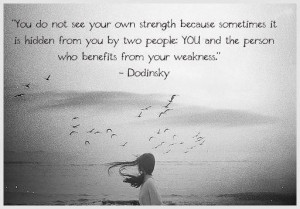 Inspirational divorce quote from Dodinsky. ... | Take it to the heart
