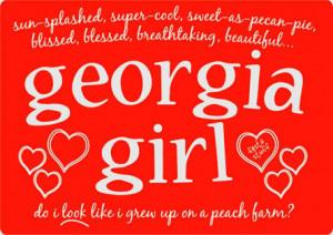 GEORGIA GIRL Image