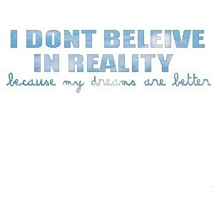 cute quote - dreams, blue, clouds, image text, photoshop, sienna, edit