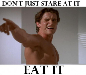 ... of sexy serial killers, there is none more sexy than Patrick Bateman