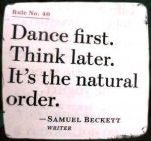 Ballet Quotes Tumblr Quote quotes think ballerina