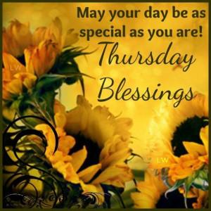 Beautiful Thursday Blessing