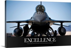 Motivational Poster: Air Force Poster: U.S. Air Force crew chiefs do ...