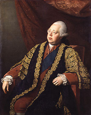 Frederick North, Lord North