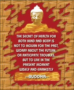 OF HEALTH FOR BOTH MIND AND BODY IS NOT TO BE MOURN FOR THE PAST ...