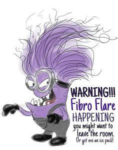 fibro # minion # fibromyalgia # quotes more fibromyalgia quotes ...