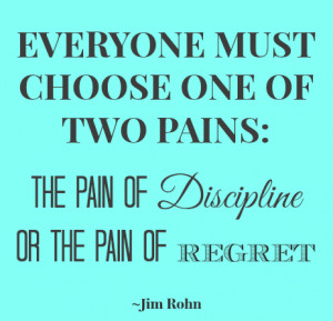 The Importance of Self-Discipline