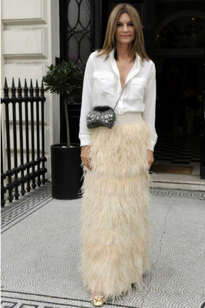 British fashion is a serious business. The British fashion industry is ...