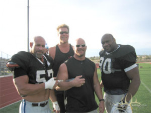 Kevin Nash in The Longest Yard