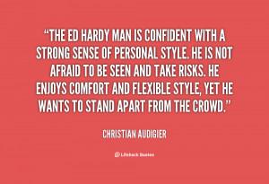 Confident Man Quotes Http://quotes.lifehack.org/