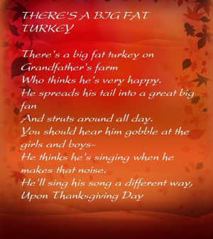 The Collection Of Best Christian Thanksgiving Poems For Kindergarten ...