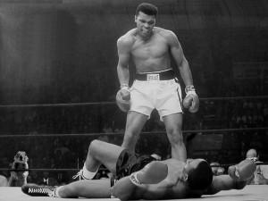 Muhammad Ali vs Sonny Liston [1965] - Le foto che hanno fatto la ...