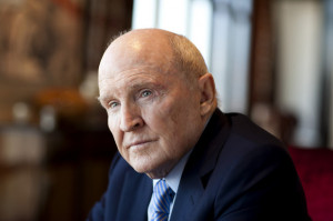 former general electric ceo jack welch jack welch former ceo