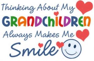 Thinking about my Grandchildren – Grandchildren Quotes