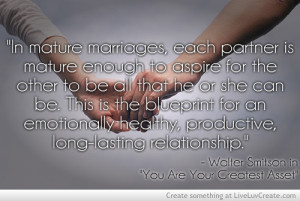 Long-lasting Marriages