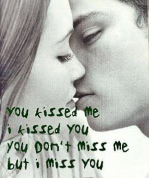 Missing Your Kiss