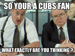 Cubs fan???